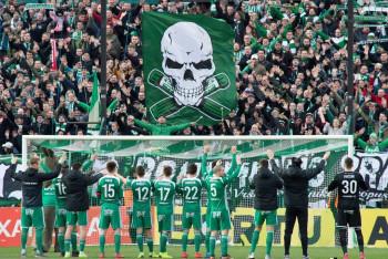 Disciplinární komise Ligové fotbalové asociace vyluxovala pokladny pražských klubů