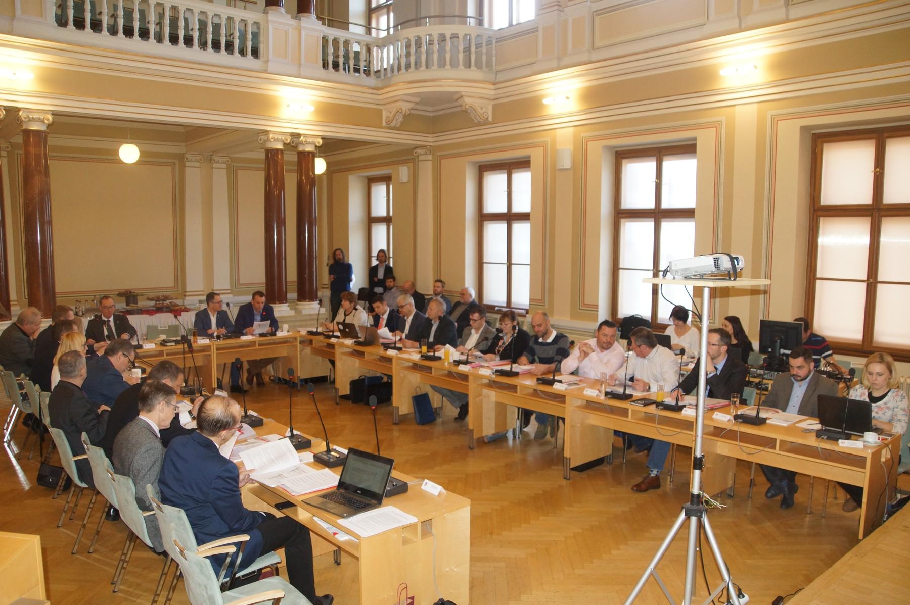 Kraj připravil seznam projektů pro čerpání eurofondů