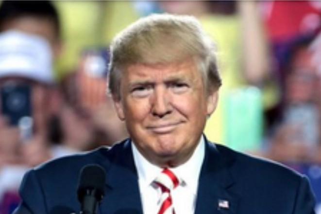 Trump: Znovuzvolení obra?