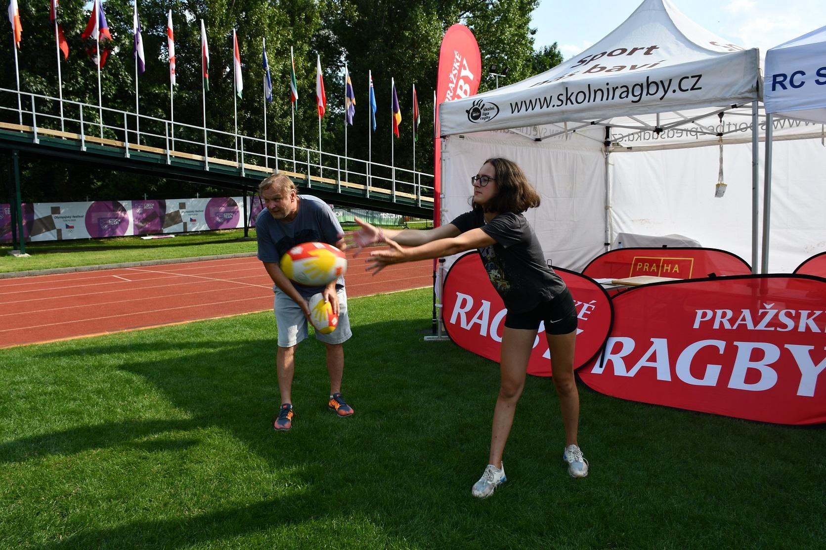 Kam v neděli 25.července 2021 za sportem? Na Olympijský festival