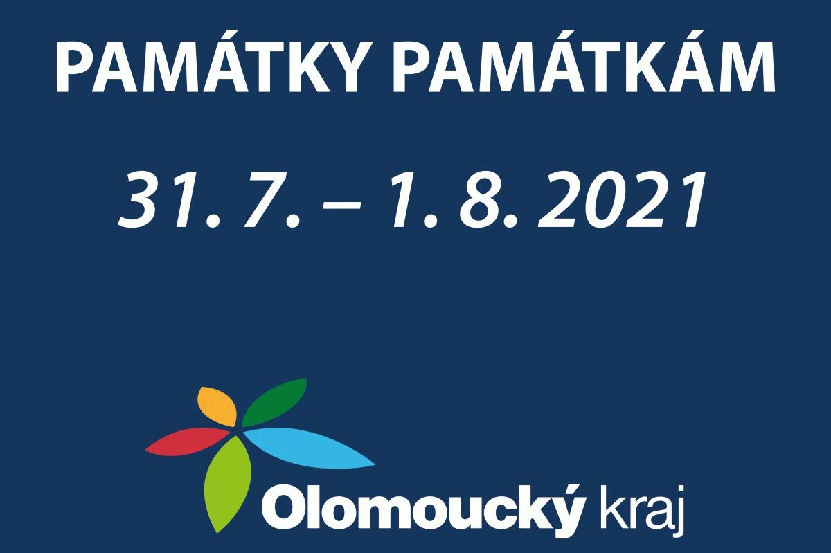 Památky pomohou památkám. Prostřednictvím Olomouckého kraje