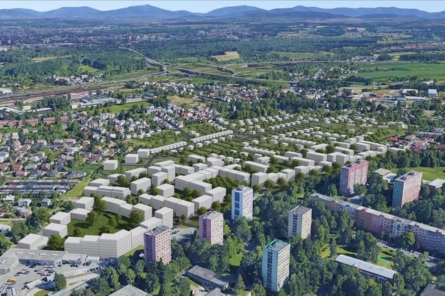 Ostrava: Nové plochy potenciálem pro atraktivní bydlení