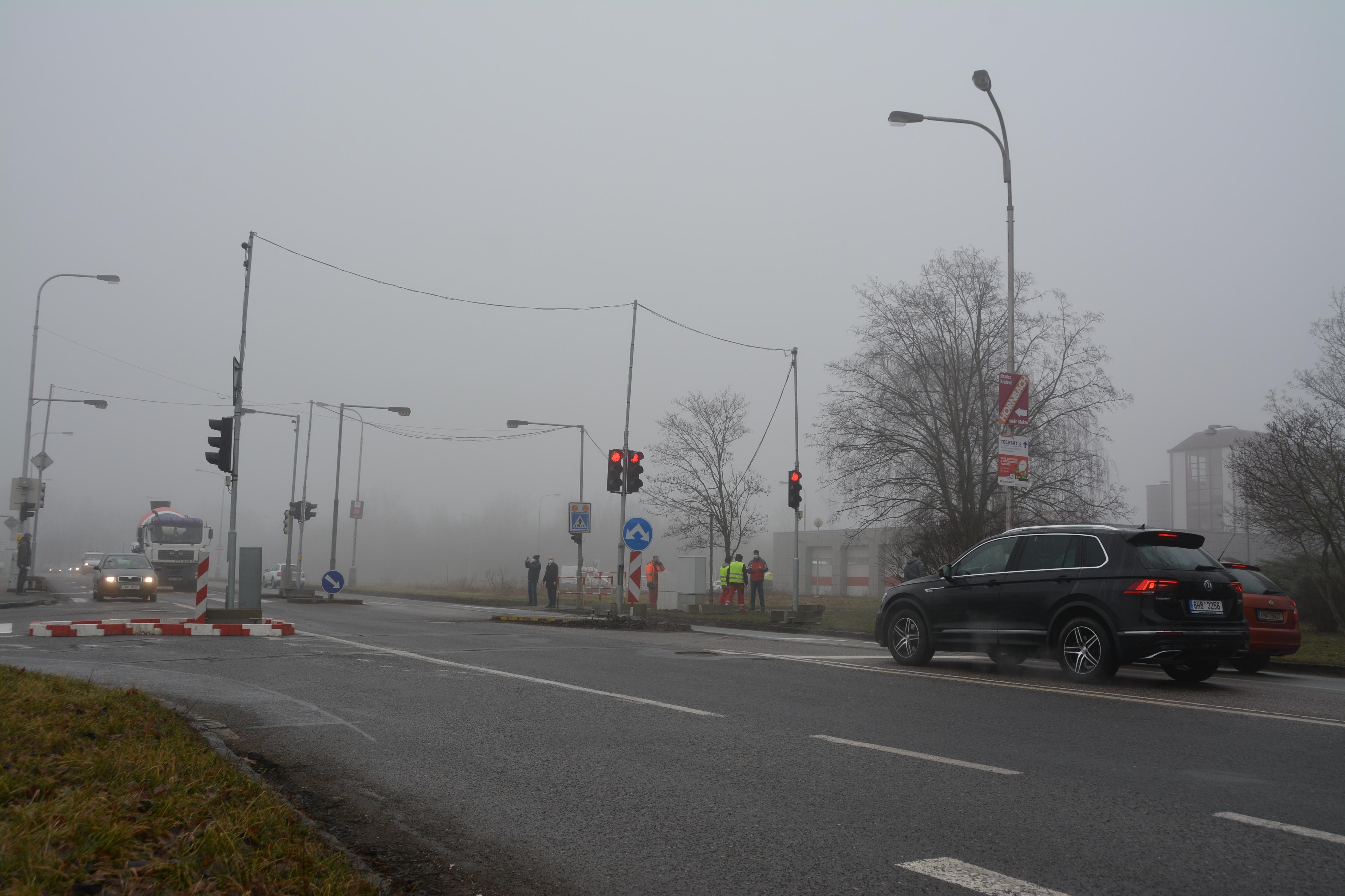 Přípravy inteligentního dopravního systému vrcholí