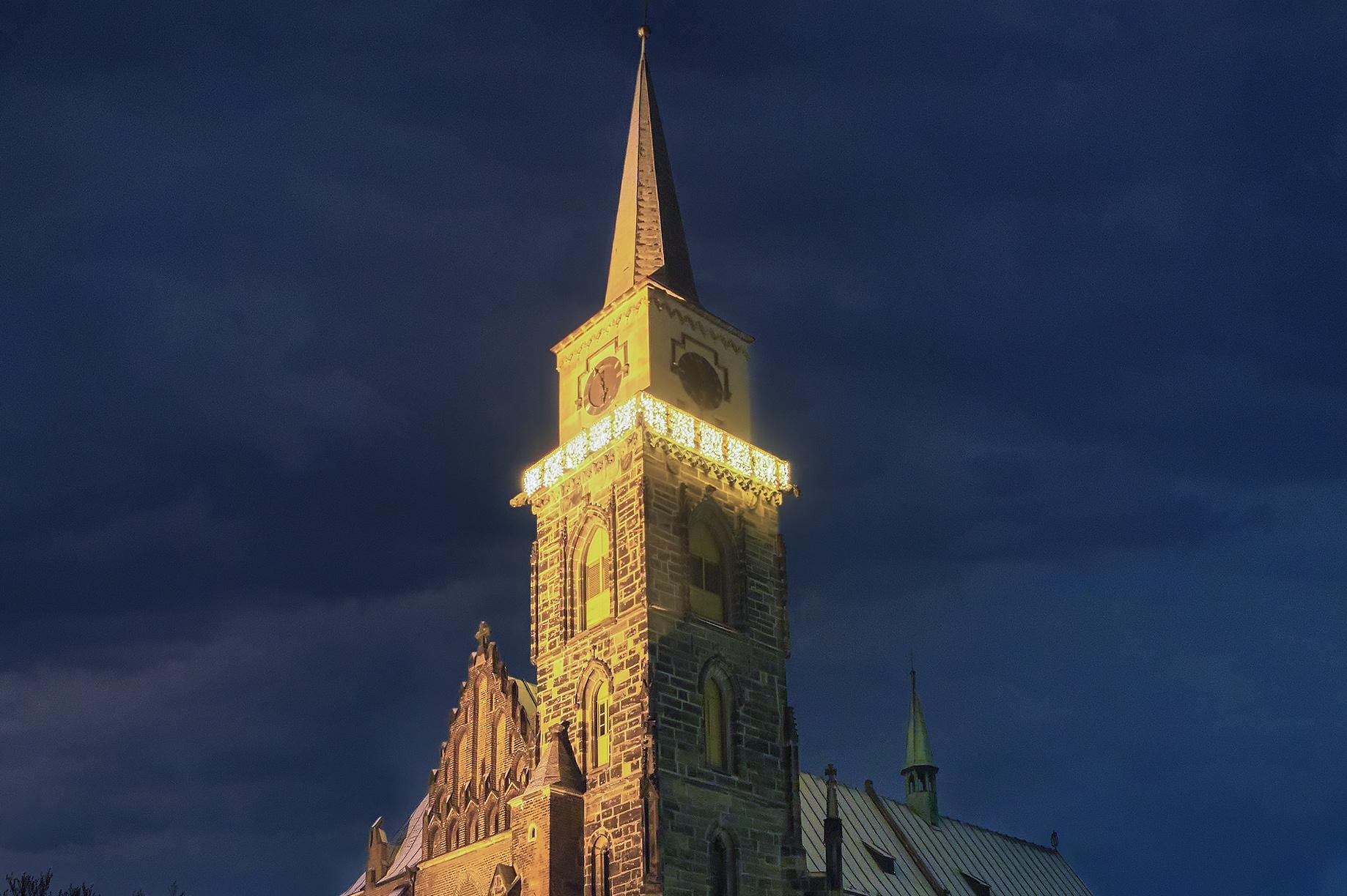 Sbírka na zpřístupnění věže kostela sv. Jiljí pokračuje