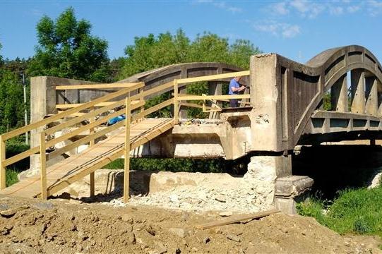 Rekonstrukce mostů na Vysočině jsou v plném proudu