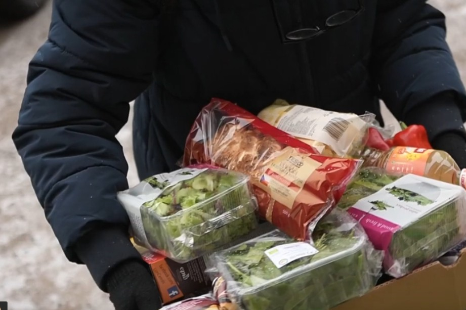 Kraj opět podpoří činnost potravinové banky částkou 200 000 korun