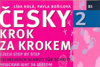Zájem o češtinu. Na Zakarpatí Vysočina posílá další učebnice