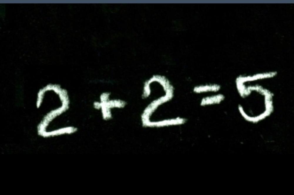 """Matematika je objektivní, a proto """"rasistická"""""""