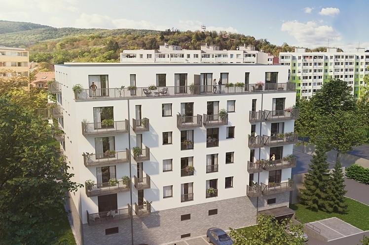Brno: Nové byty pro seniory v Bohunicích i v centru