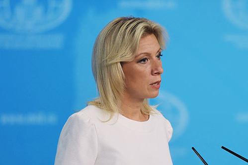 """Zacharová: Polský premiér provedl """"sebevraždu"""" člověka v sobě!"""
