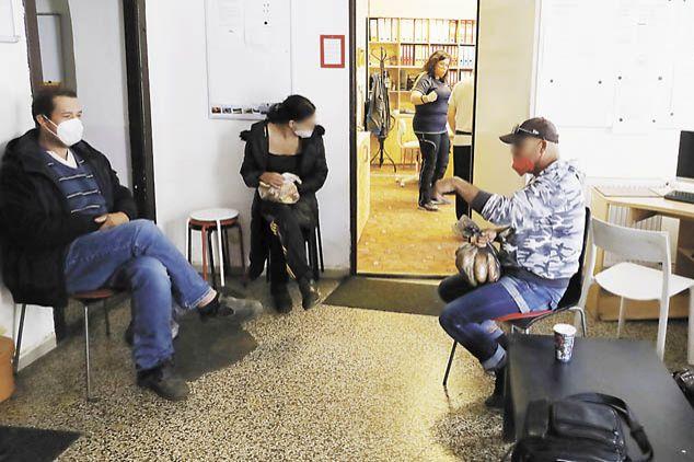 Lidé bez domova využili nabídky očkovat se proti covidu